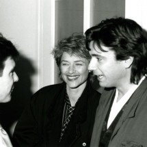 Jean-Michel Jarre, Charlotte Rampling - 1986 - Paris