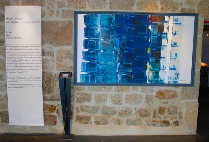 Musée d'histoire du 20e siècle, Estivareilles - Michel Granger