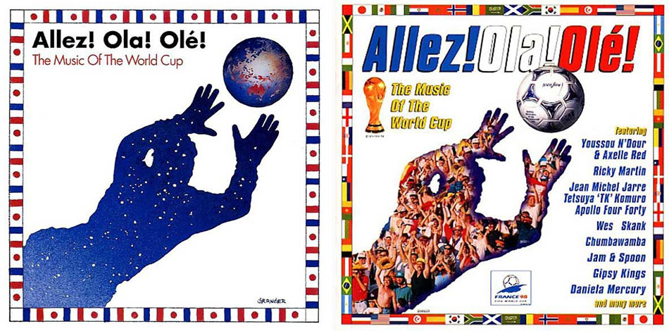 The Music Of the World Cup