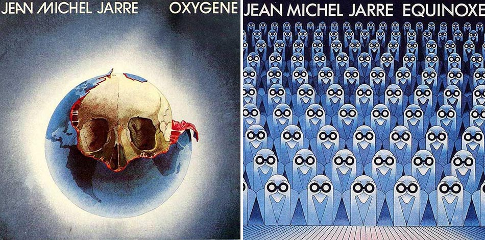 Jean Michel Jarre The Last Rumba