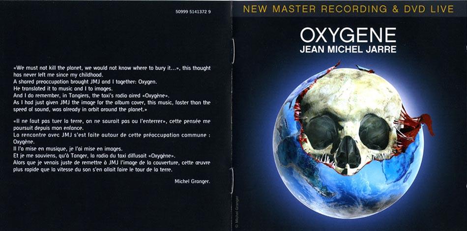 ALBUM : Oxygène (new master & dvd live)