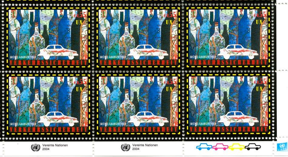ONU - Prévention routière (2004)