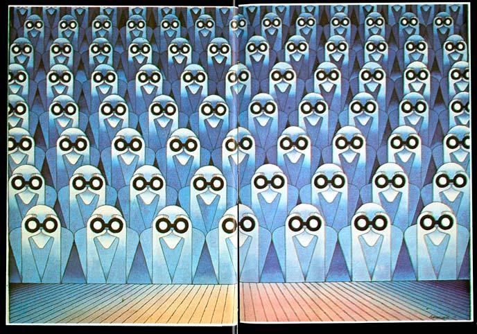 Sautes d'humour (1976) - Double page