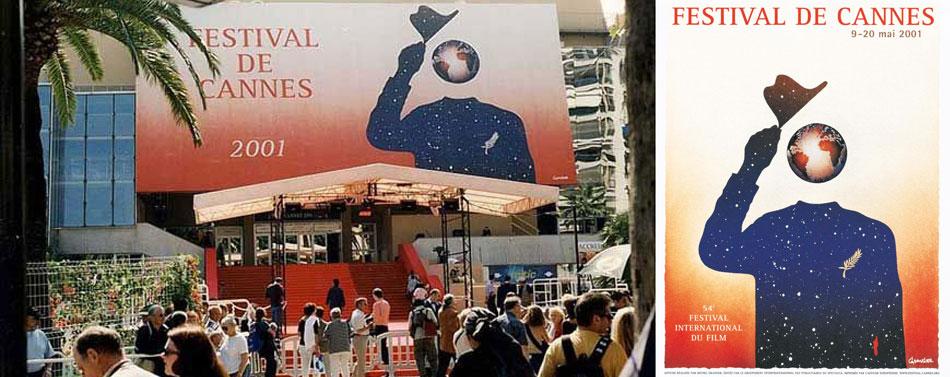 Festival de Cannes - 2001