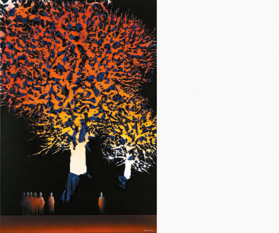 L'arbre à sieste - 2003