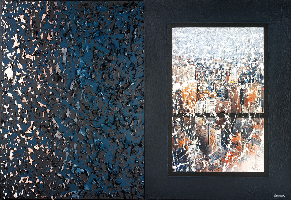 Point de Vue - Diptyque - 2002