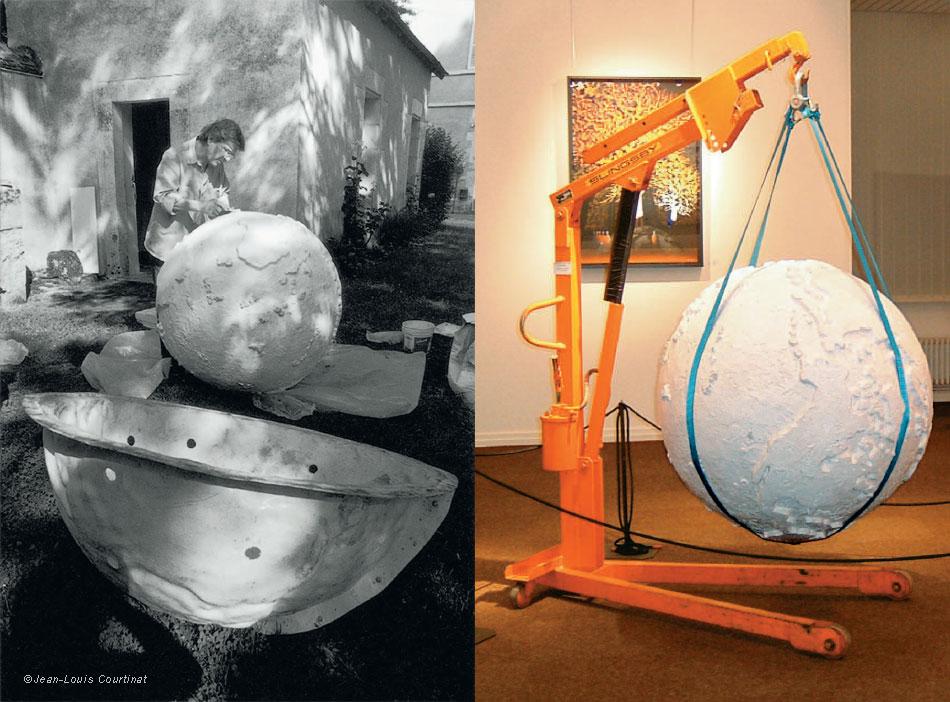 Sculpture - Installation - Ville de Sochaux