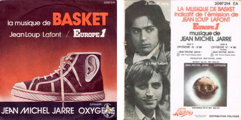 Basket / Europe 1