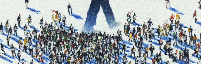 La marche pour l'égalité – Théâtre de Vénissieux