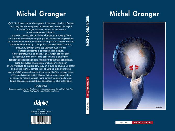 Michel Granger aux éditions DELPIRE dans la collection Poche Illustrateur