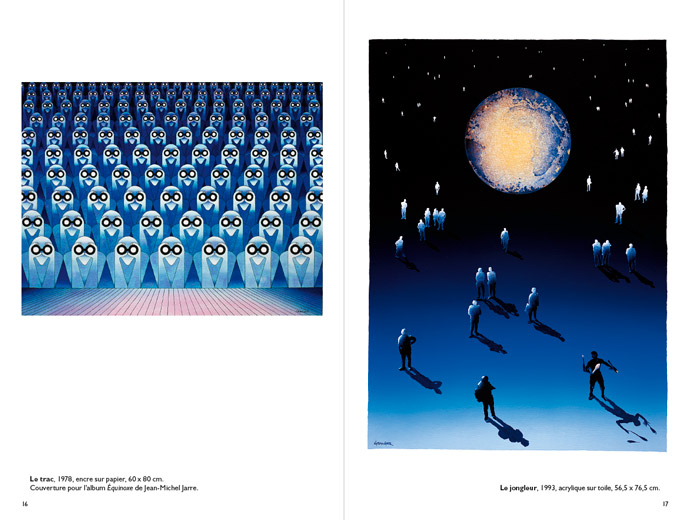 Né de terre inconnue - 2014 - pages 16-17