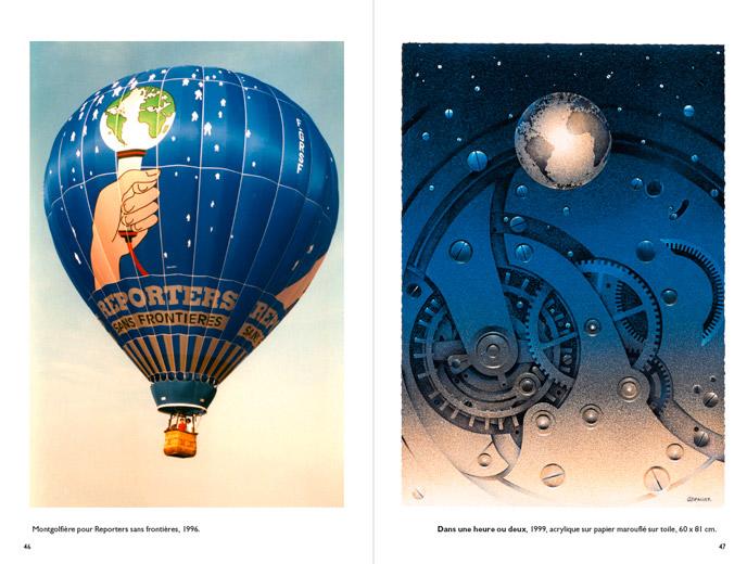 Né de terre inconnue - 2014 - pages 46-47