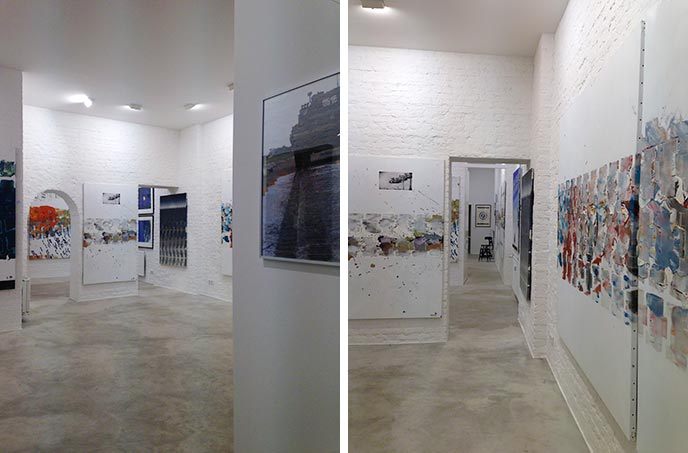 Exposition Michel Granger - Galerie BACKER STRASSE