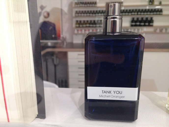Parfum Michel Granger Tank-You