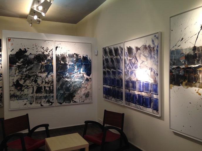 Michel Granger - Galerie Sakurado Fine Arts Paris