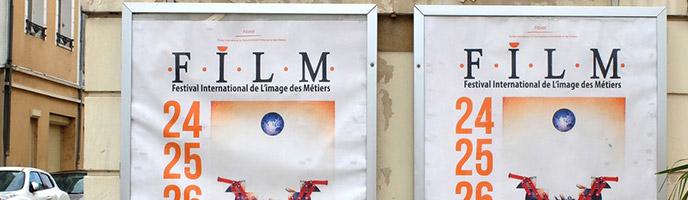 F.I.L.M Festival International de L'image des Métiers #14