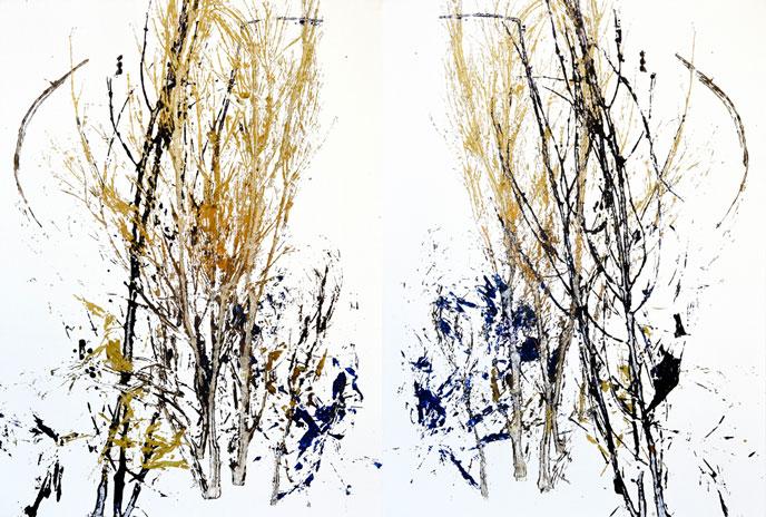 Michel Granger - Herbarium - 2015