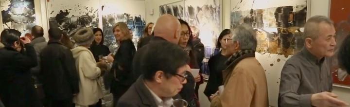 Nouvelle vidéo – Exposition SAKURADO FINE ARTS PARIS (février / mars 2015)