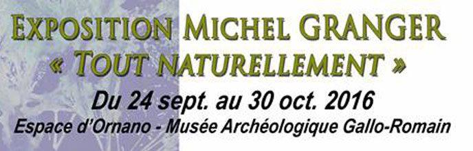 Exposition TOUT NATURELLEMENT à Sisteron – Oct. 2016