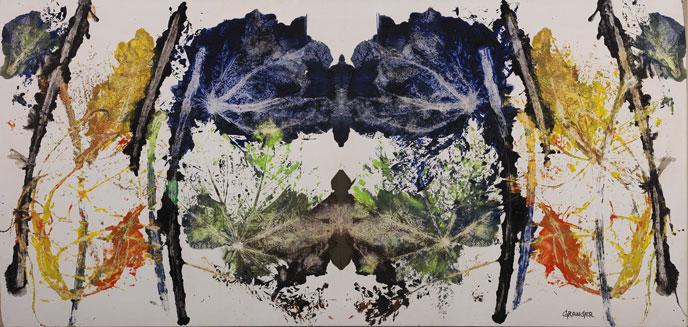 Michel Granger - Série Herbarium