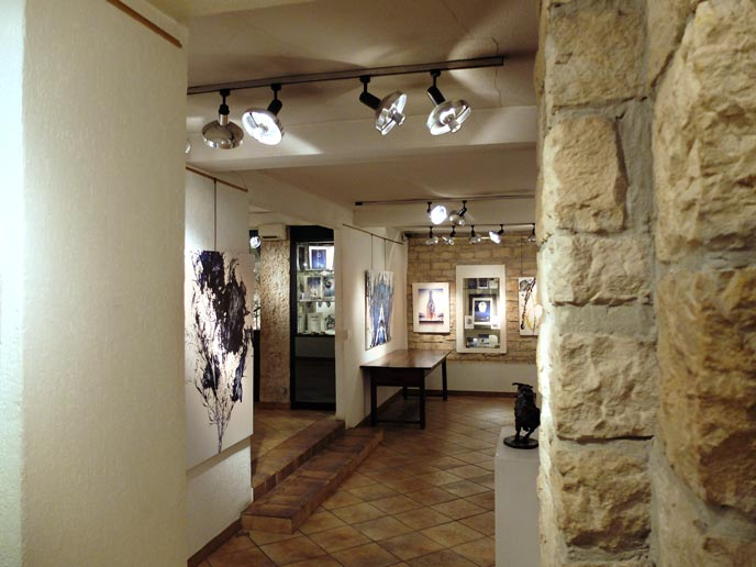 Lyon : Exposition « Herbarium » galerie Saint-Hubert