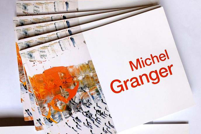 Exposition Michel Granger « La seconde nature »