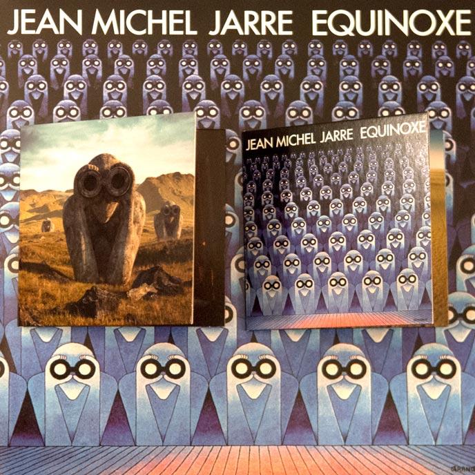 Jean-Michel Jarre, Equinoxe Infinity