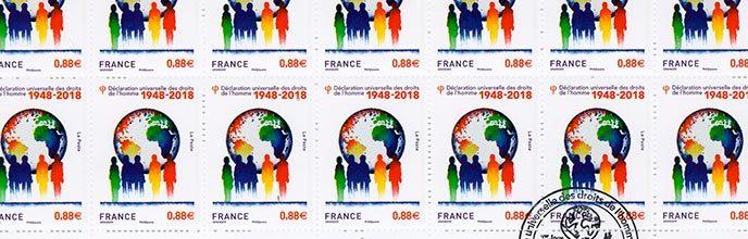 La déclaration universelle des droits de l'homme vue par Michel Granger
